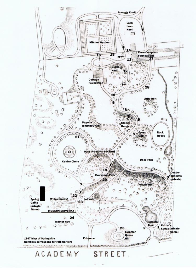 Springside Landscape Restoration: Historic Designed Landscape ...